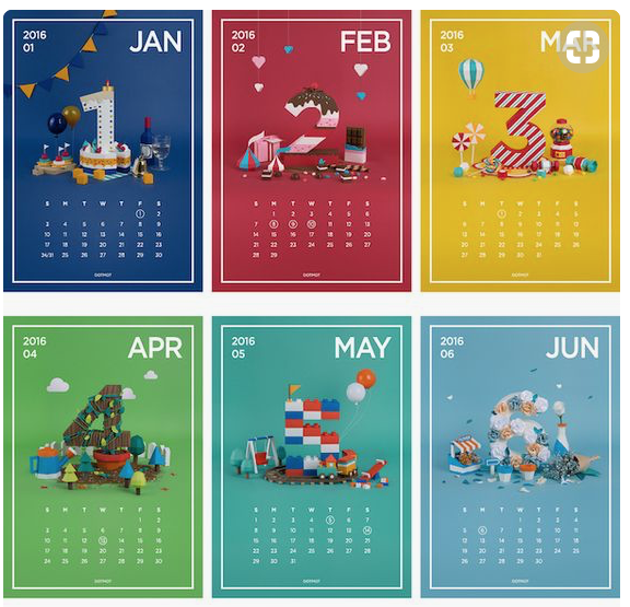 Next Year Calendar : It s not too late to produce a calendar for next year