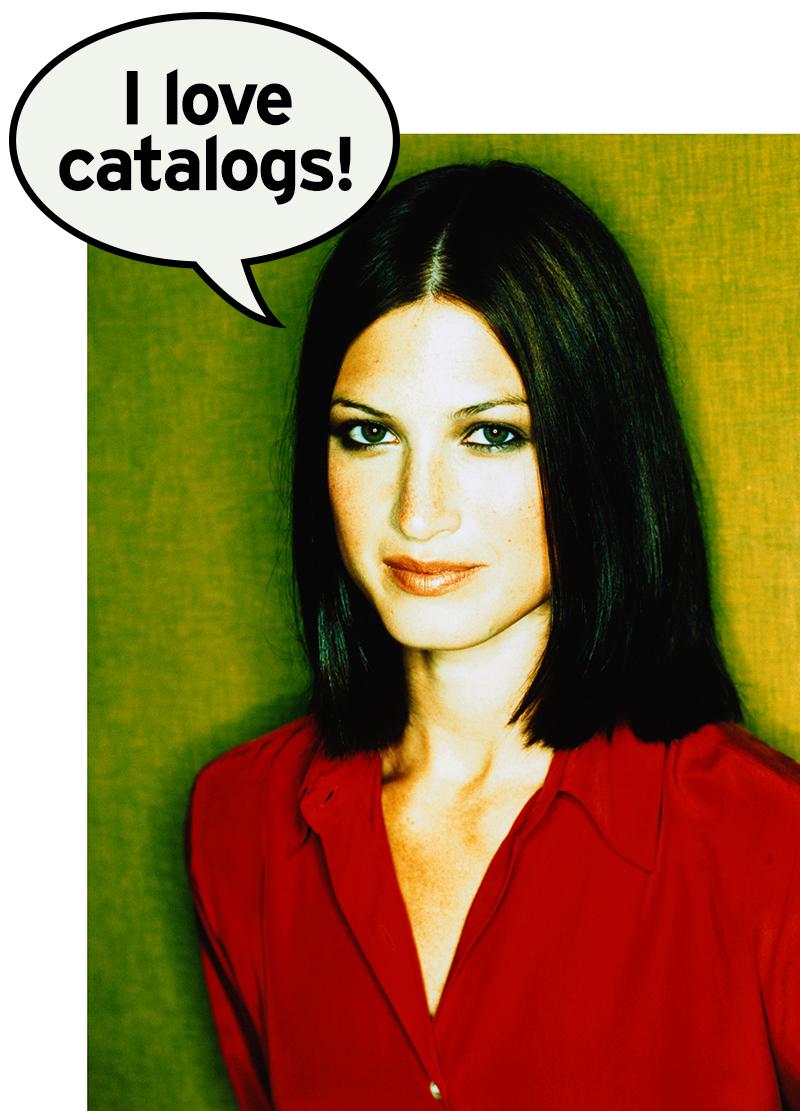 i love catalogs