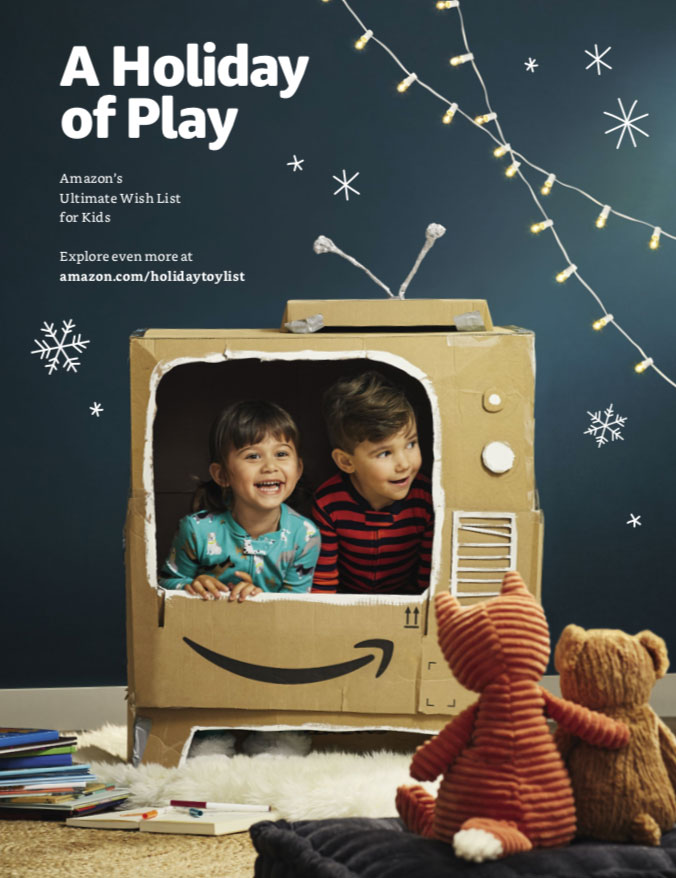 amazon 2018 catalogue