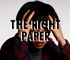 The Right Paper