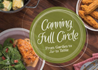 HLPS Prints <em>Canning Full Circle</em> Cookbook