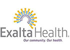 Giving Back Selection: Exalta Health